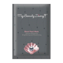 MY BEAUTY DIARY Black Pearl Mask 1pcs