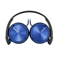 SONY MDR-ZX310AP Sound Monitoring Headphone - Biru