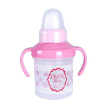 CHUCHU Spout Training Mug 200 ml Girls