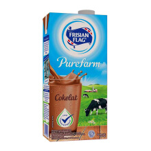 FRISIAN FLAG UHT Purefarm Swiss Chocolate 900ml