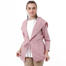 ALERA Official Moon Hoodie Outer - Pink [All Size]