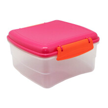 TECHNOPLAST Bellagio Lunch Box Square Large Magenta