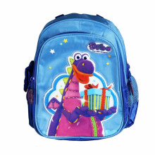DIBO Backpack Design 1 Dibo Blue 11 Inchi