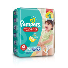 PAMPERS Popok Baby Dry Pants XL-13