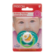 PIGEON Rubber Pacifier RG3 Chery