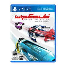 SONY PS4 Game Wipeout Omega Collection - Reg 3