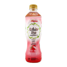 FIESTA White Tea Lychee Carton 450 ml x 24 Pcs
