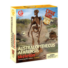 GEOWORLD Cave Man Monsters Excavation Kit - Australopithecus Afarensis