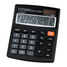 CITIZEN SDC812BN