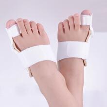 1pcs Bunion Pain Relief Gel Toe Separators Stretchers Spreaders Foot Pads