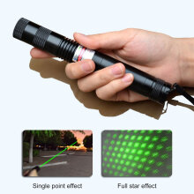 XX851 532nm Fixed Focus Green Laser Pointer Free laser head 5mW RANGE