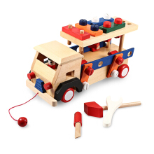 Nut Car Demountable Educational Toy for Kids