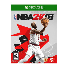 MICROSOFT Xbox One Game - NBA 2K18 Reguler Edition