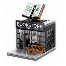 SEMBO BLOCK Book Store SD6033