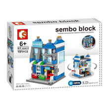 SEMBO BLOCK Grocery Store SD6518