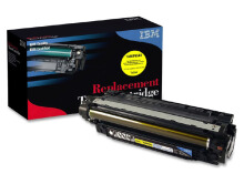 IBM Toner 504A for HP Color LaserJet CP3525 Yellow Catridge