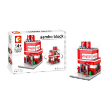 SEMBO BLOCK Coke House SD6024