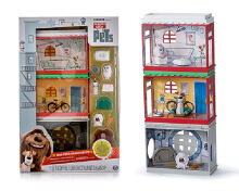 SECRET LIFE OF PETS Mini Pet Apartments 72819