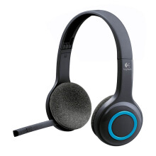 LOGITECH H 600 Wireless Headset Over-The-Head Design