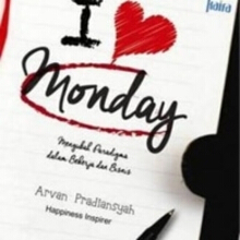 I Love Monday-New - Arvan Pradiansyah 9786027870437