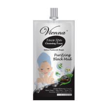 Vienna Cleansing Foam Mud White One Size