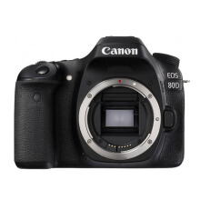 Canon EOS 80D Body Only WiFi Black