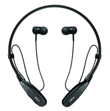 Jabra Halo Fusion - Neckband Bluetooth Earphone - Hitam
