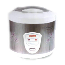 MAYAKA Rice Cooker - MRC-180 NR