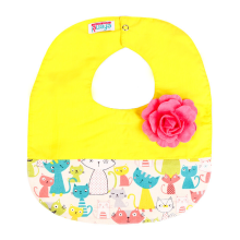 EFENEL Bibs Yellow Cat