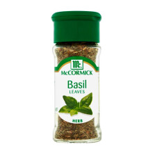 MCCORMICK Regular Basil Leaves 10gr