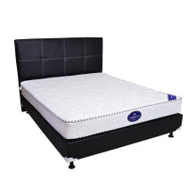 GOOD NIGHT USA Night USA Springbed Orthopedic M031 Size 180 x 200 HB Vadia - Full Set - Putih