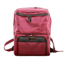 NATURAL MOMS Max Backpack - Maroon