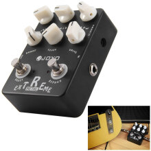 JOYO JF - 17 True Bypass Design Extreme Metal Electric Guitar Effect Pedal with Aluminum Alloy Casing