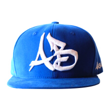 ALINSKIE BROTHERS Quinn Snapback C1002 - Blue [One Size]