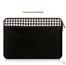 JDS S-110112 handbag for 12inch Laptop Ipad black&white color