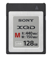 Sony XQD M Series 128GB 440Mb/s Grey