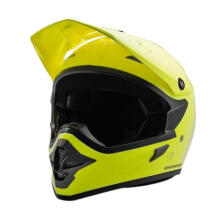 Cargloss MXC Motorcross Helm Full Face - FZ Yellow