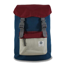 RIDGEBAKE Hook Bag Blue & Maroon 1-116-BLUMAR - P
