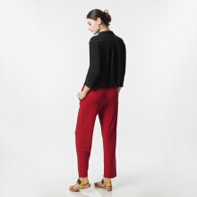 CHEVAL RIVERA Pants - Red