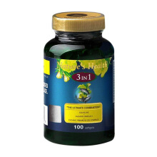 NATURE'S HEALTH Squalene + Omega + EPO 3 In 1 100 Softgels