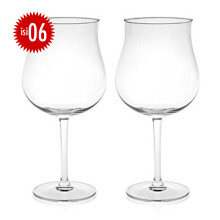 LIBBEY Gelas Kaca Cumulus Wine set of 6 640ML - 02476RL