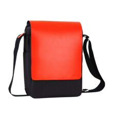 NUDESIGN Computer Messenger Bag ALF-CMM - Red / 33x9.5x42cm