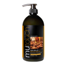 MUTOUCH Shower Scrub Argan Oil & Walnut Pump Bottle 940ml
