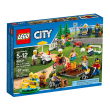 LEGO City Town Fun in the park - City People Pack 60134