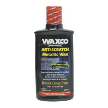 WAXCO Anti Scratch Metallic Wax WX-200-AS