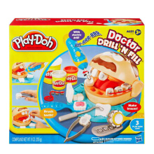 PLAYDOH Dr Drill N Fill For Kidz Station PDOB5520