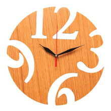 NAIL YOUR ART Classic Wall Clock/30x30Cm