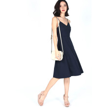 LOVE, BONITO Reselda Dress - Navy