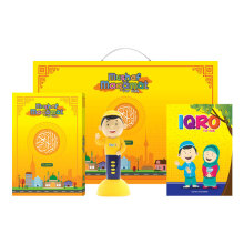 AL-QOLAM Al-Qur'an Talking Pen Maqamat For Kids