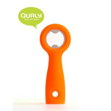 QUALY Bottle Opener - Orange/QL10005OR